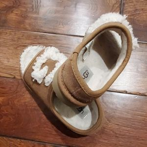 UGG Shoes - UGG Genuine Shearling Slide Big Kid